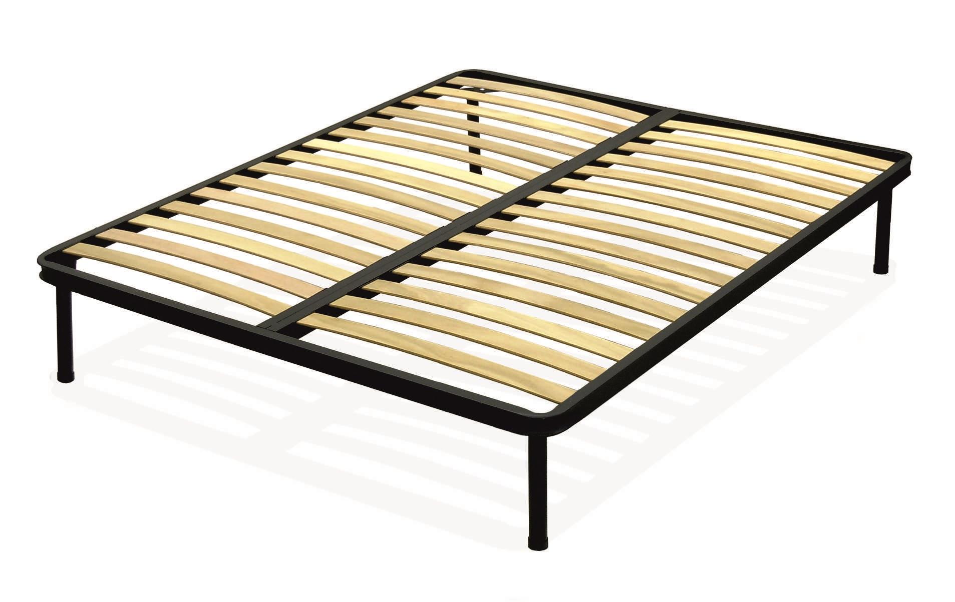 Rete fissa in faggio per letto singolo anche su misura - Rete per letto singolo ...