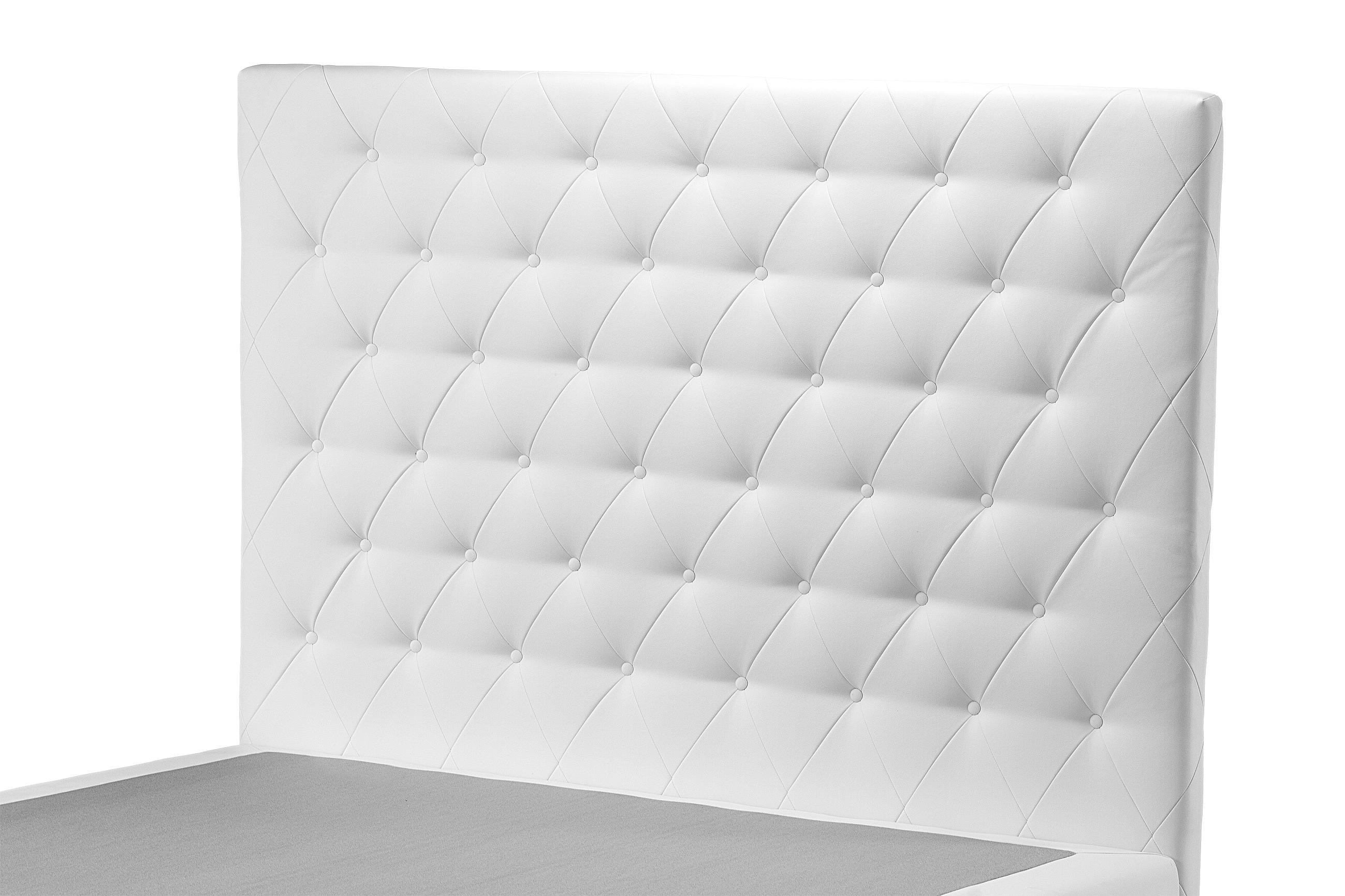 Testiera Per Letto Singolo : Testiera per letto singolo lusso raffaello h cm ecopelle
